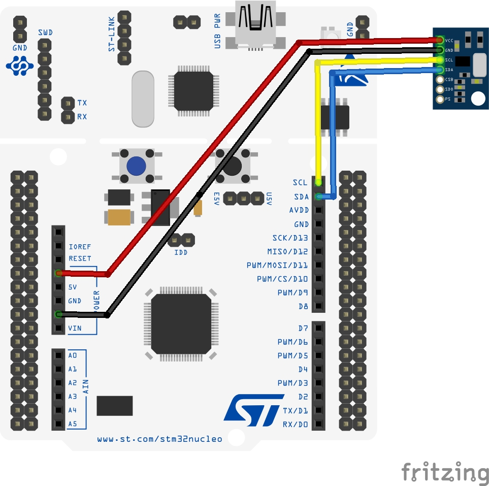 stm32 and ms5611